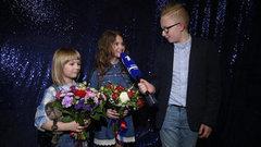Ярослава Дегтярева, Мария Панюкова. Интервью после финала. Голос.Дети-3