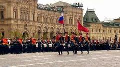 Парад, посвященный Дню Победы. Анонс