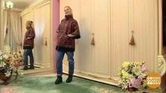 Весенняя куртка отОльги Никишичевой. Доброе утро. Фрагмент выпуска от14.03.2017