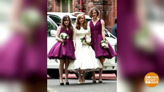 Платья подружек невесты. Доброе утро. Фрагмент выпуска от29.06.2017