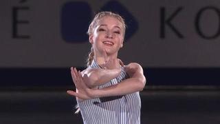 видео фигурное катание гранпри в москве 2017 женщины произвольная программа