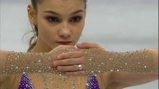 Софья Самодурова Произвольная программа Чемпионат Европы по фигурному катанию 25 января 2019 смотреть онлайн