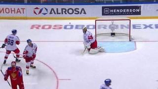 Третья шайба сборной России. Сборная России — сборная Чехии смотреть онлайн
