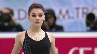 Софья Самодурова. Короткая программа. Женщины. Командный чемпионат мира пофигурному катанию 2019