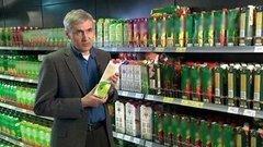 Восстановленный осветленный яблочный сок Контрольная закупка  Контрольная закупка