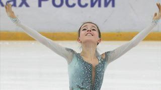 Анна Щербакова. Короткая программа смотреть онлайн 02.02.2019